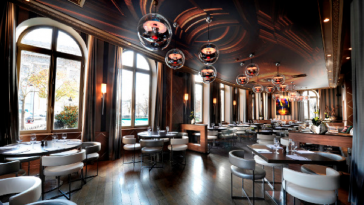 Restaurantes diseño increible