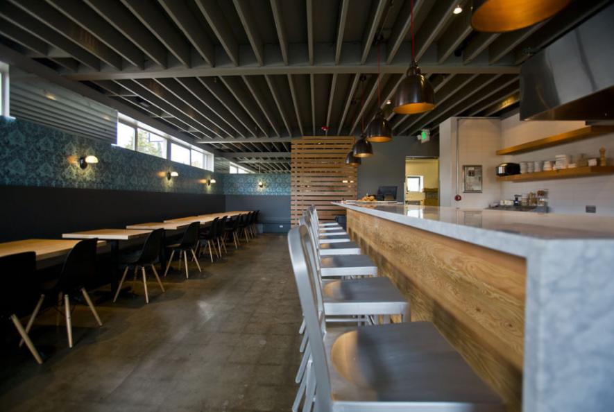 Interiorismo Industrial Restaurantes