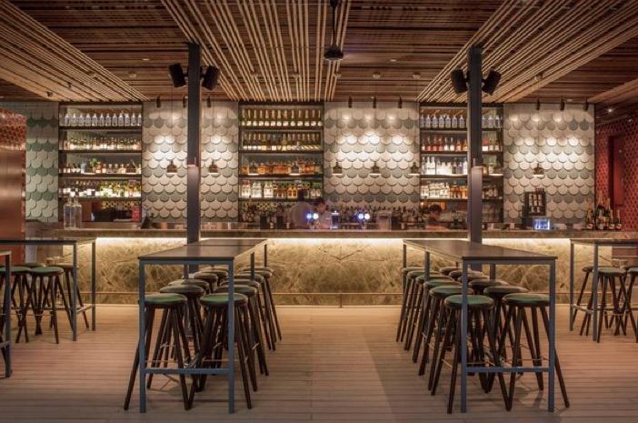 Maravilloso interiorismo industrial 8 conceptos eva for Interiorismo restaurantes