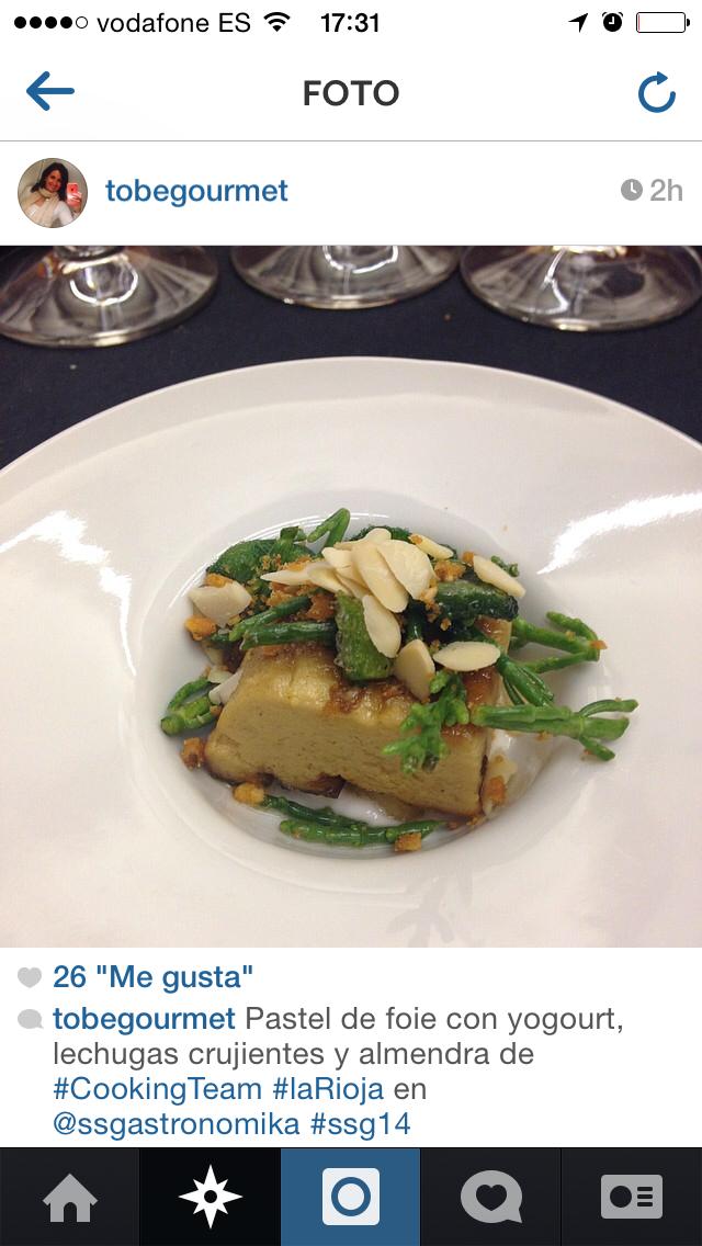 San Sebastián Gastronomika 2014