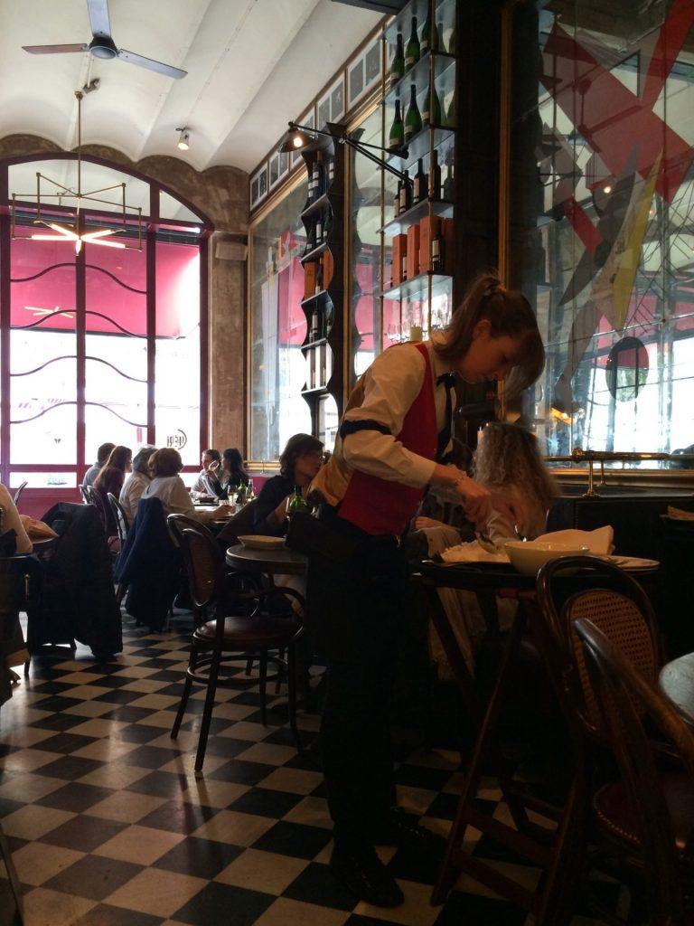 Restaurant Cherie (Barcelona)