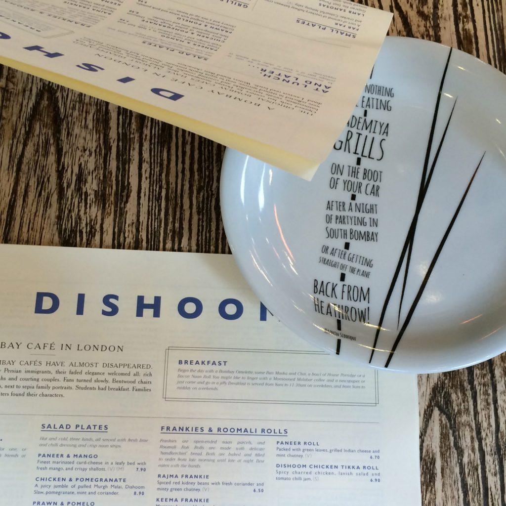 Dishoom, London