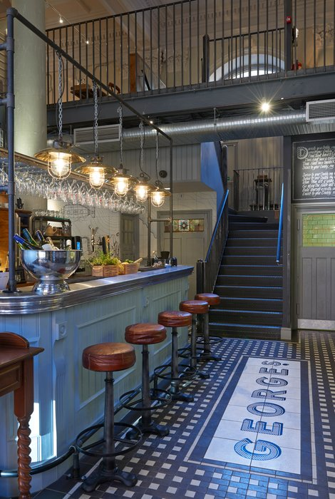 Georges Fish & Chip Kitchen (Nottingham)