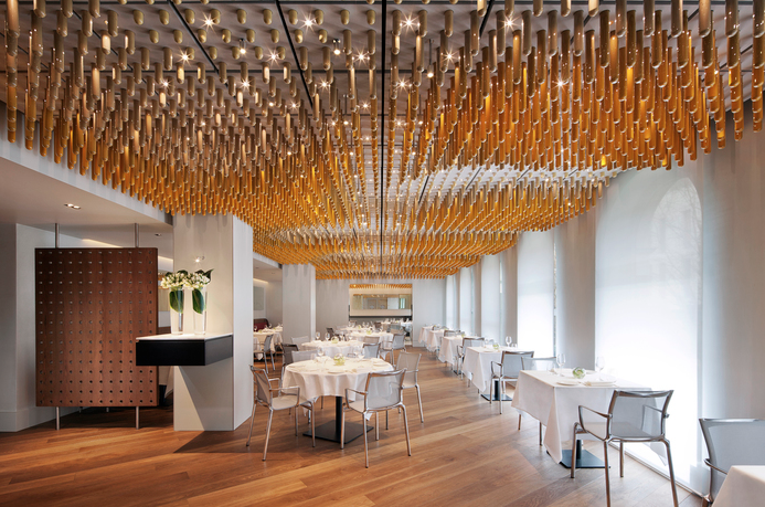 Ametsa with Arzak Instruction (London), Restaurant or bar in a hotel