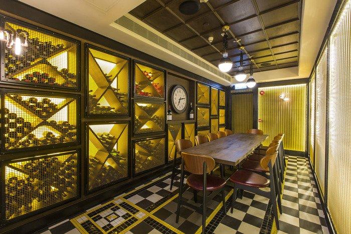 Bread Street Kitchen (Hong Kong)