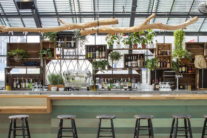 Commissary Rooftop Bar (United States)
