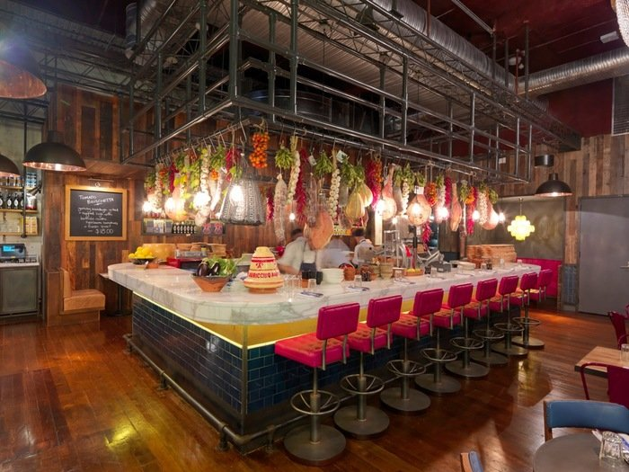 Jamie's Italian Brisbane (Australia)