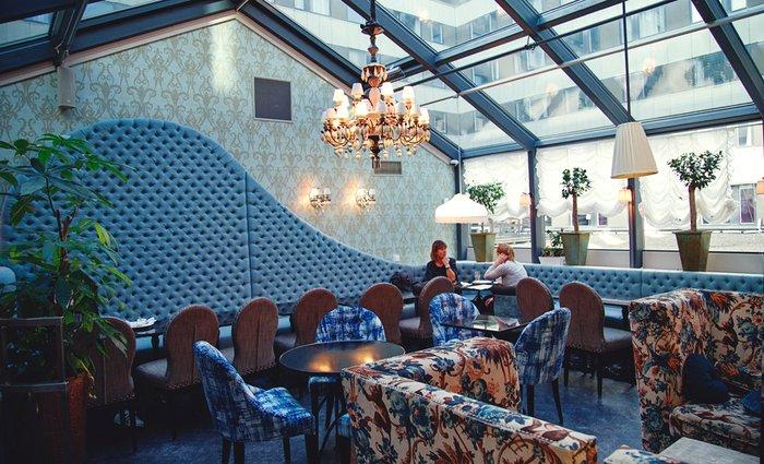 Le Pain Français Cafe, Nordstan (Sweden)