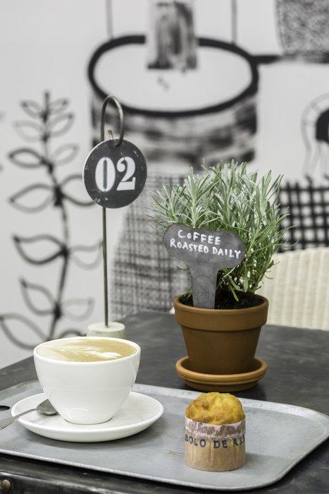 Coffee Ground (Endsleigh)