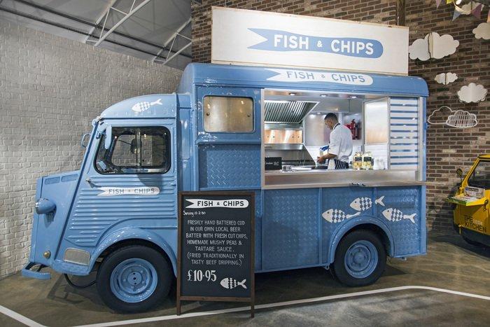 The Street Kitchen (Nottingham)