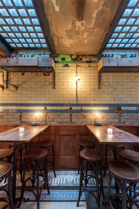 WC (London), London Bar Jayke Mangion & Andy Bell