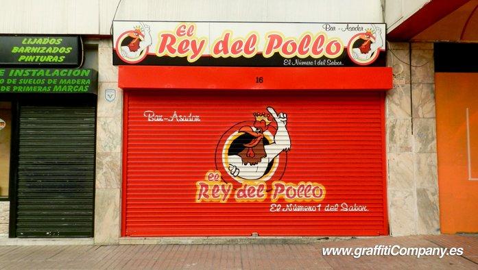graffiti-cierre-persiana-madrid-pollo-fuenlabrada