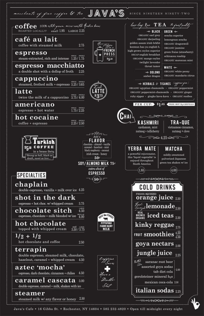 Javas-Cafe