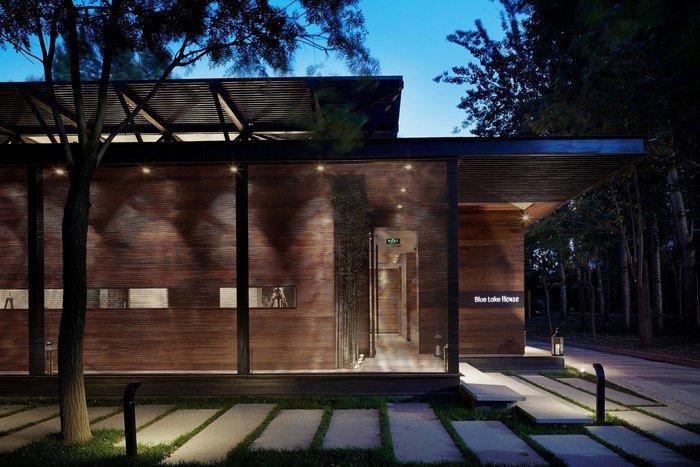 Blue Lake House (China)
