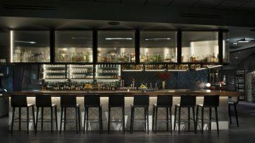 barra para restaurante