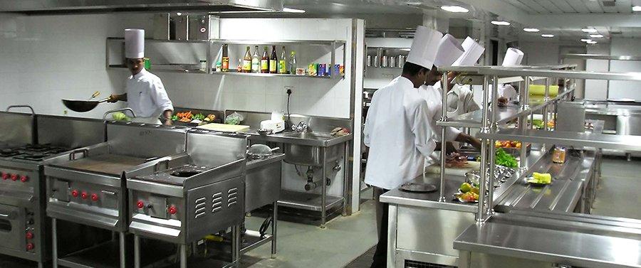 Restaurantes 5 gama un nuevo modelo eva ballarin - Cuarto frio cocina ...