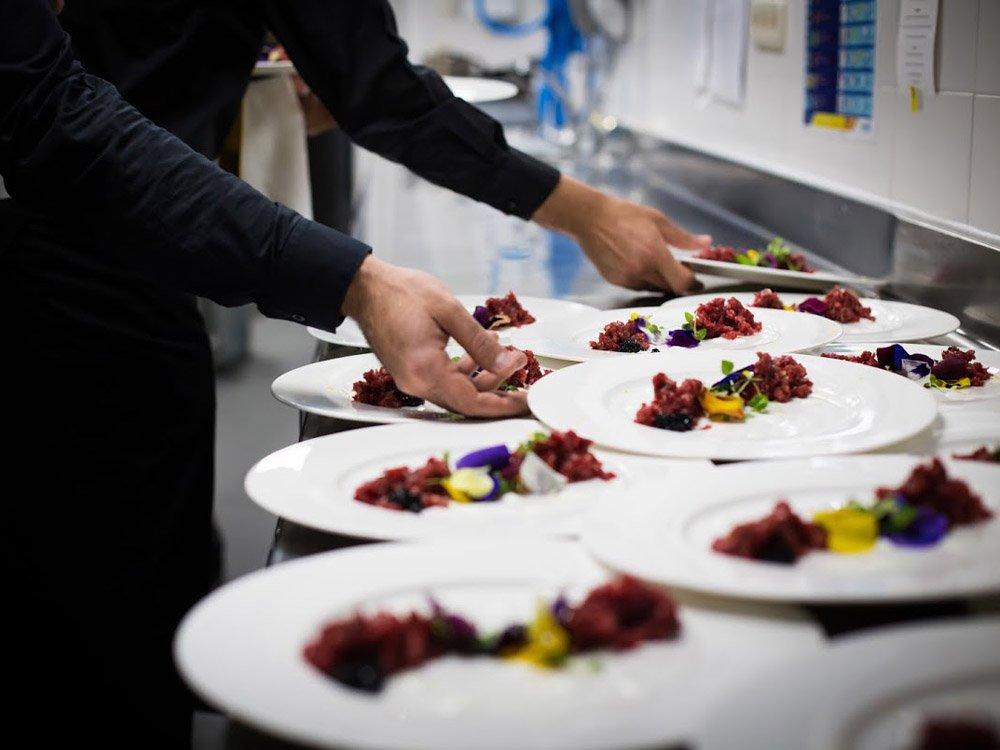 Tendencias en vajillas para restaurantes eva ballarin for Vajilla para bar