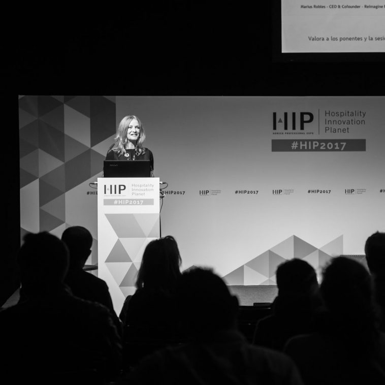 HIP, congreso que transforma el sector Horeca - Eva Ballarin