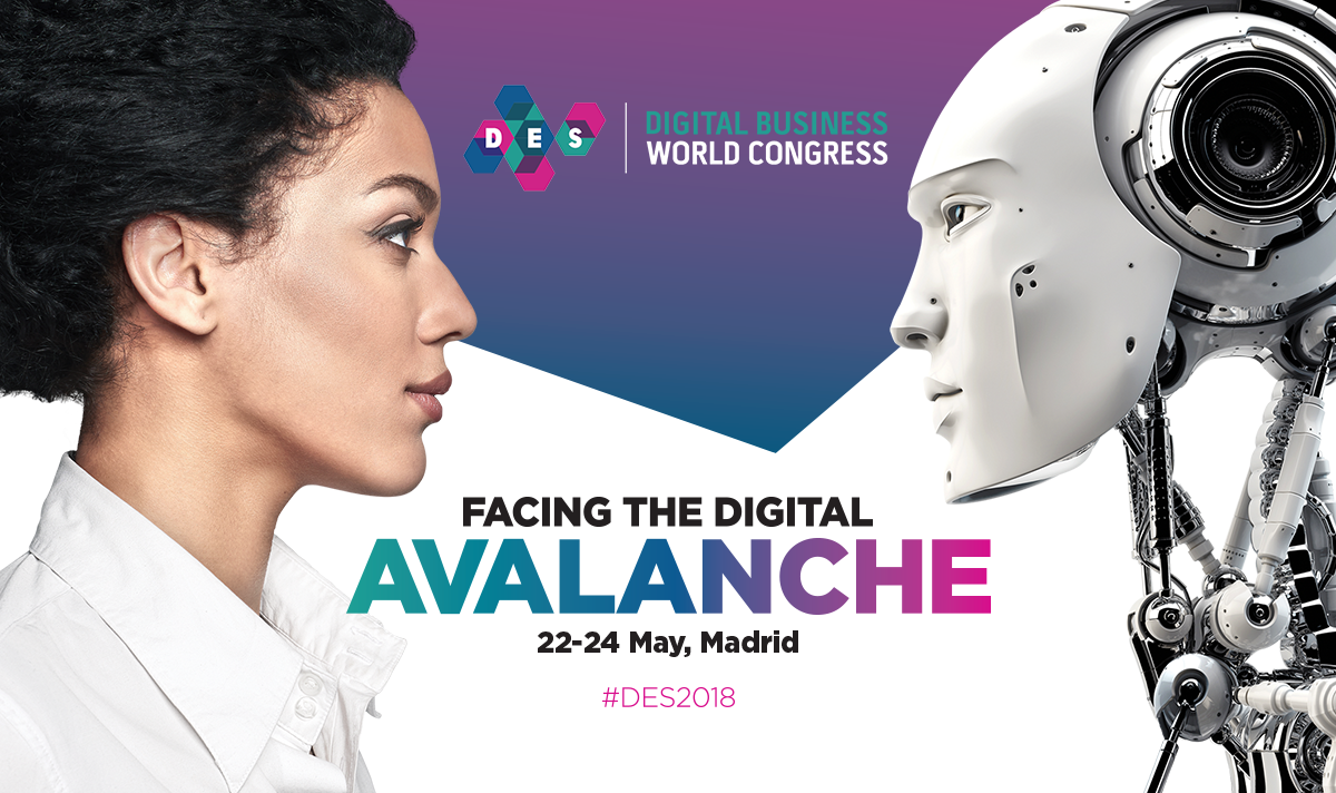 DES2018 - Digital Business World Congress