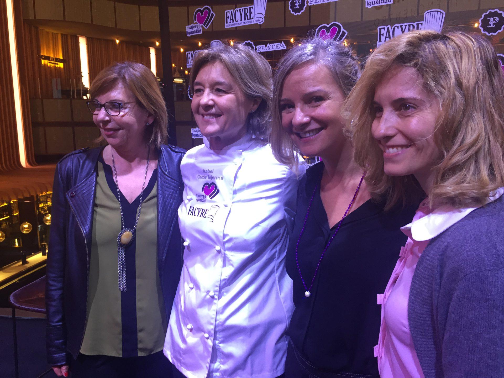 12 reflexiones sobre el papel de la mujer en la gastronomía
