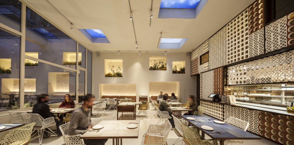 Interiorismo de Restaurantes
