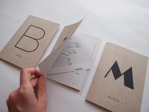 Diseño de Cartas y Menús para Restaurantes (fotos)