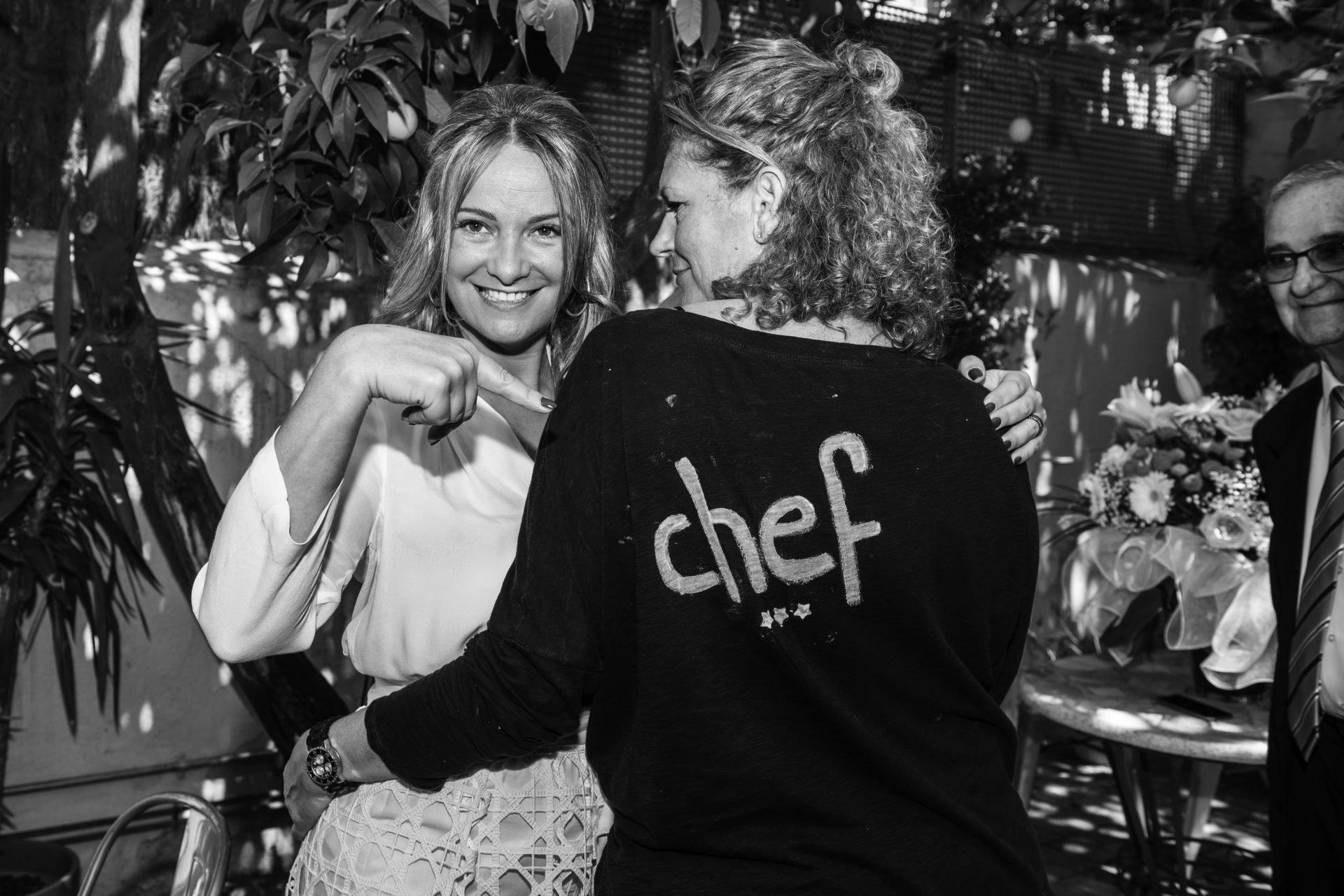 Un producto único, una chef extraordinaria y un espacio bien elegido: tres ingredientes para un evento ganador