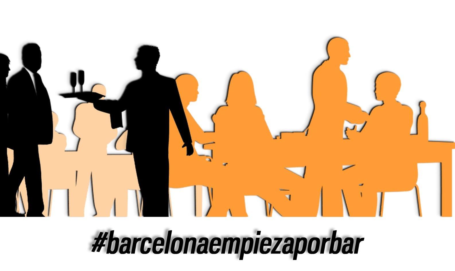 Barcelona empieza por Bar: la iniciativa del Gremi de Restauració para dinamizar la hostelería barcelonesa a través de Instagram