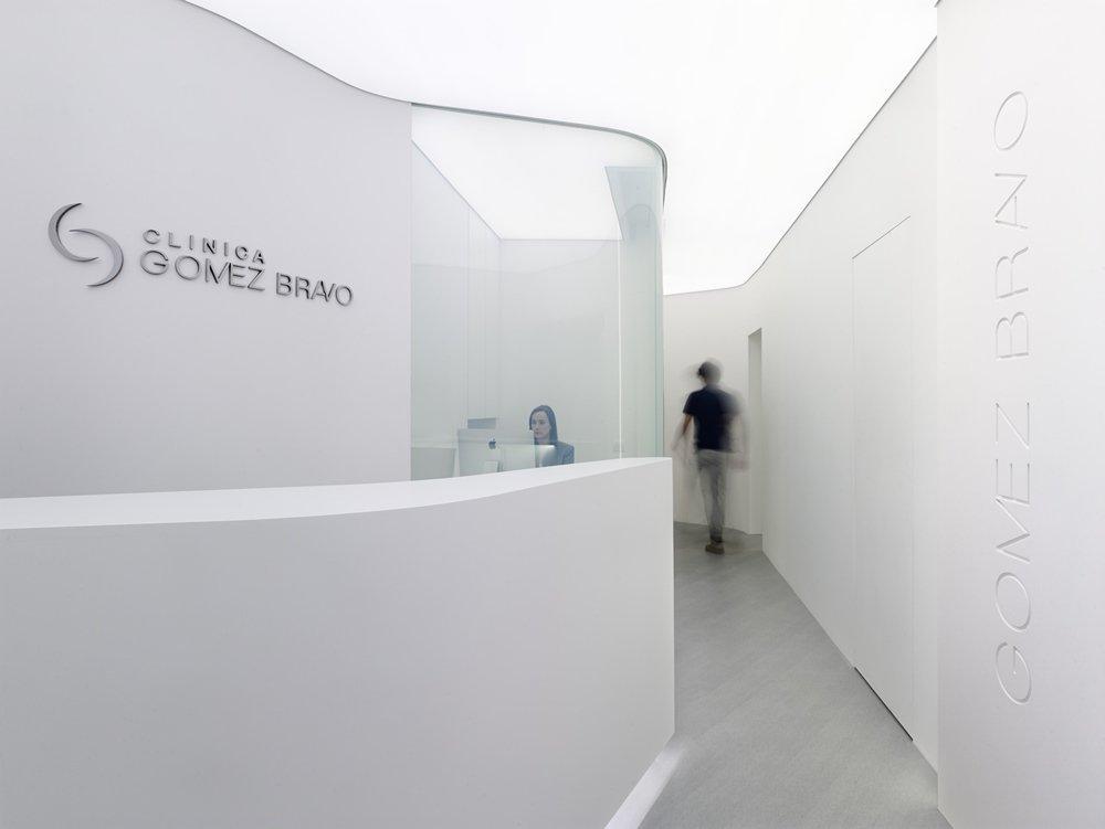 Interiorismo estratégico en una clínica