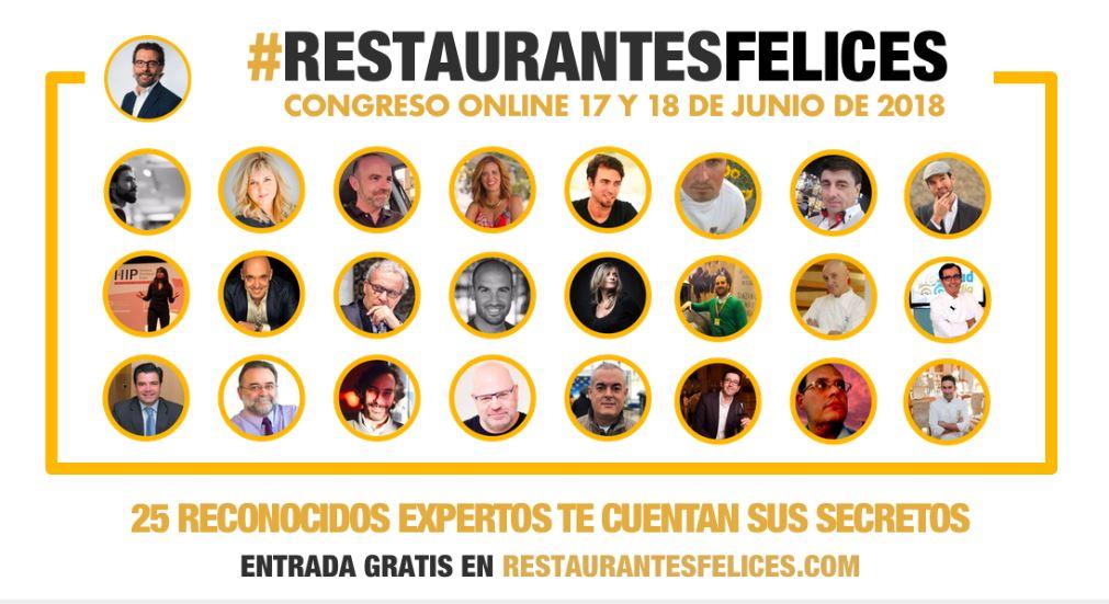 1º Congreso #RestaurantesFelices