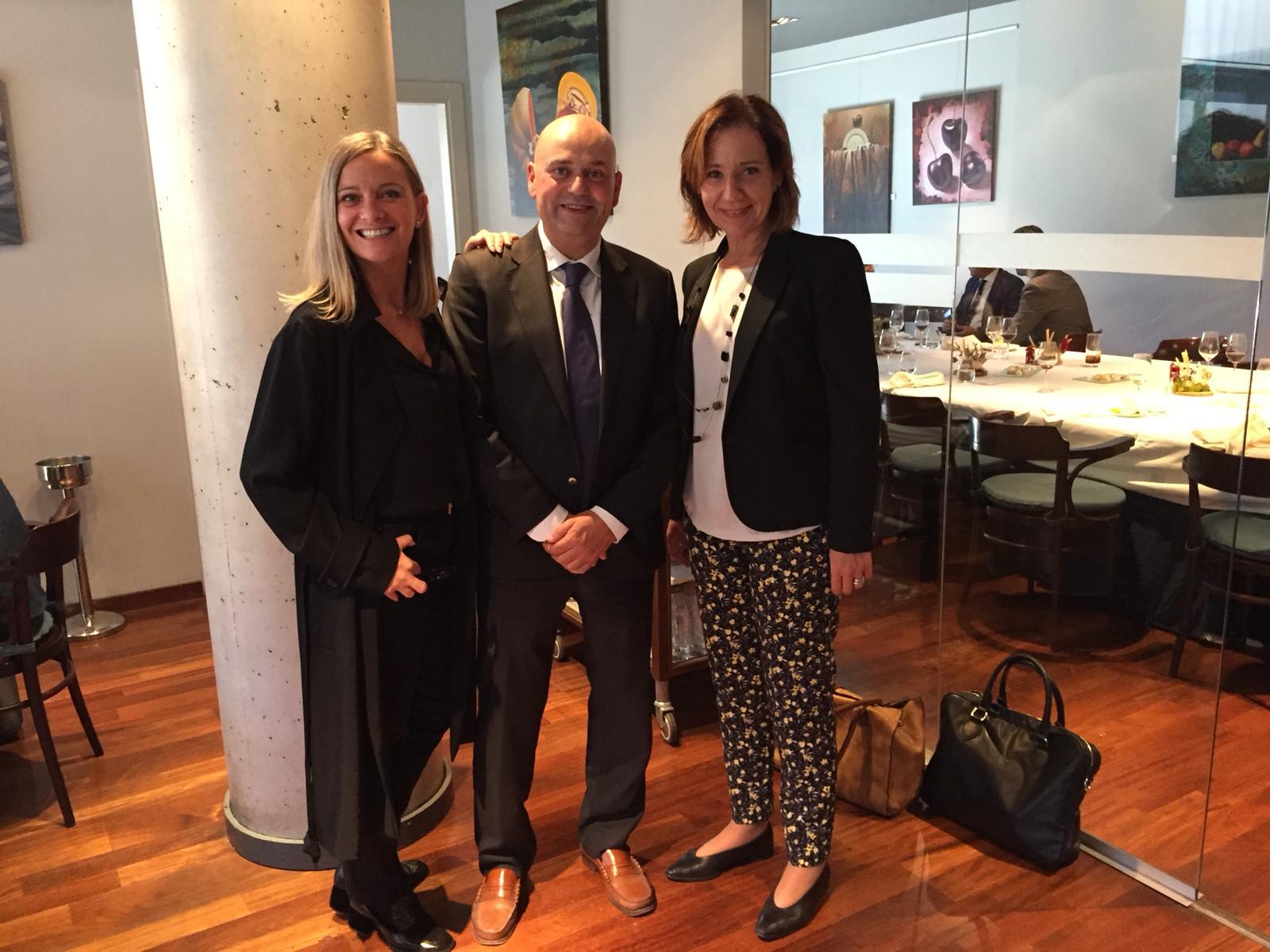 Conferencia en el VIII Foro AEHOS – Barcelona 2018
