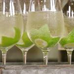 Cocktail Spritze