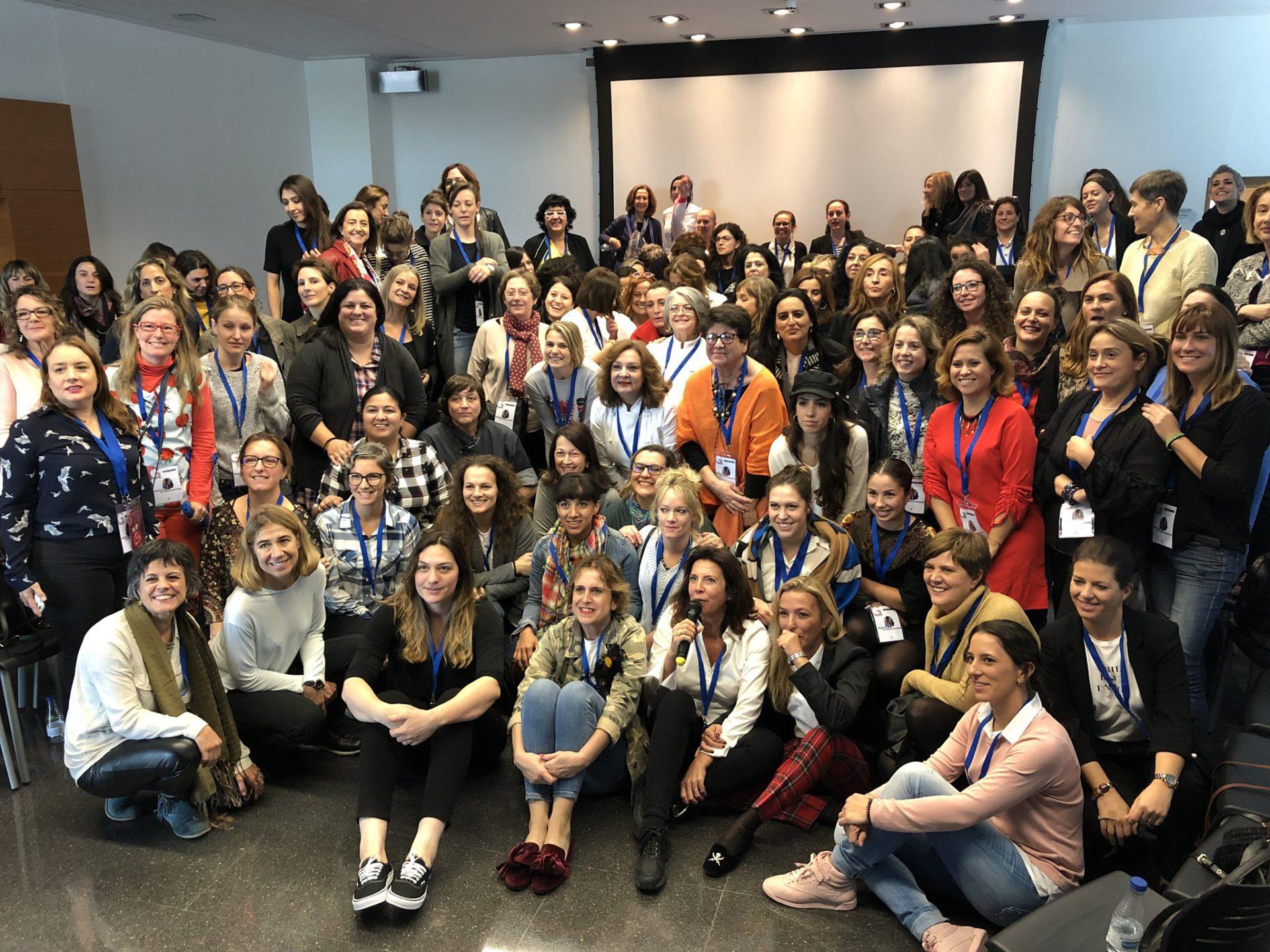 60 ideas sobre visibilidad, mujeres y gastronomía