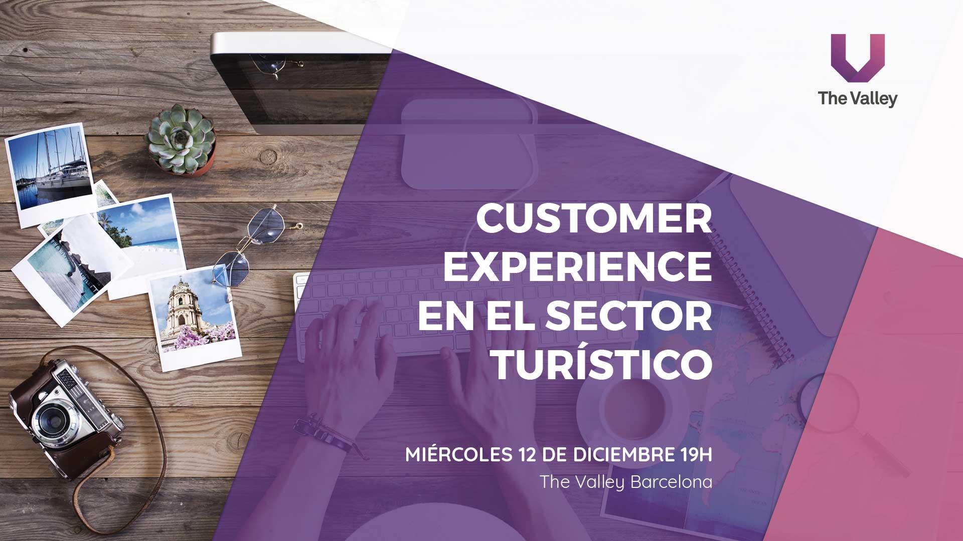 Customer experience en el sector turístico