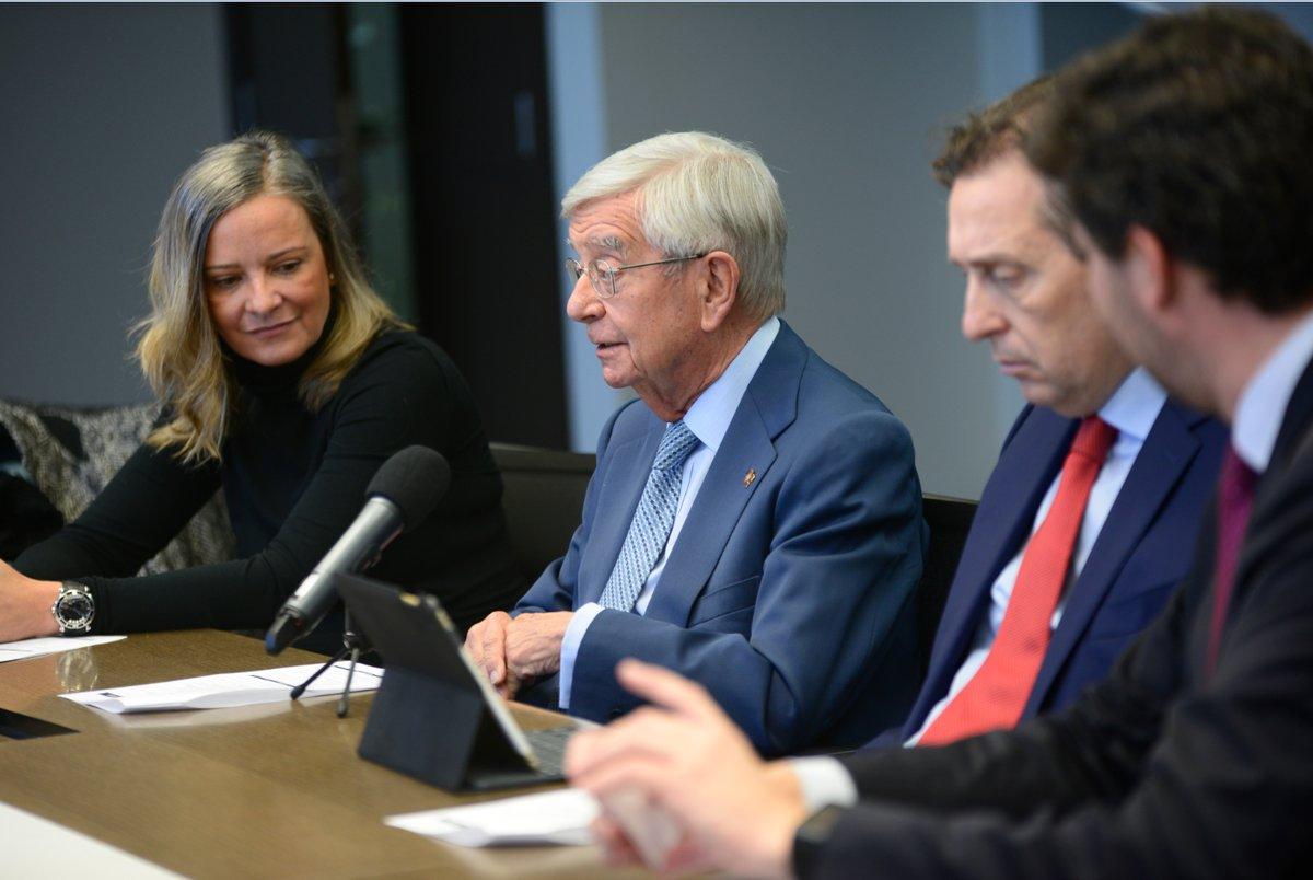 Rueda de Prensa del II Congreso Europeo de Derecho y Gastronomía