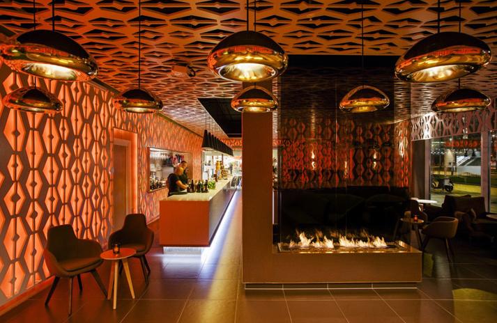 7 ideas de interiorismo para restaurantes y bares