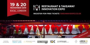 Restaurant & Takeaway Innovation Expo @ ExCel London | England | Reino Unido