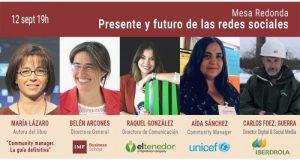 Mesa Redonda: Presente y Futuro de las Redes Sociales