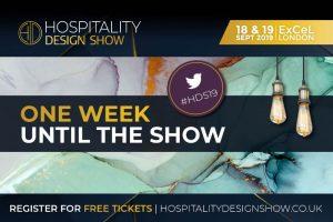 Hospitality Design Show - London @ ExCeL London   England   Reino Unido